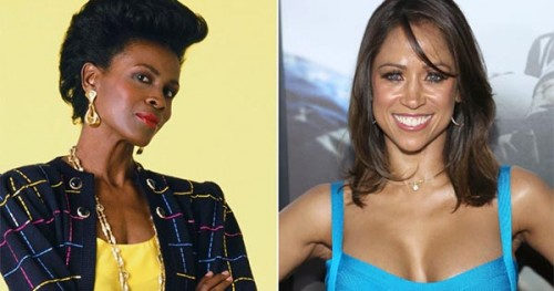 Janet Hubert and Stacey Dash