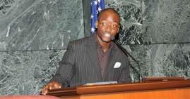 Kevin Byrd speaking