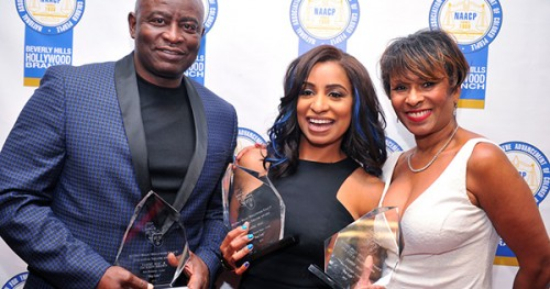 NAACP Theatre Award Winners