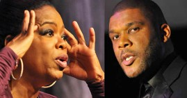 Oprah and Tyler Perry Feud