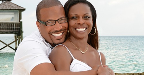 RealBlackLove.com Couple