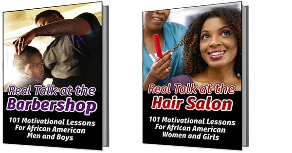 Real Talk at the Barbershop and Hair Salon -- 101 ...