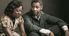 Denzel Washington and Viola Davis