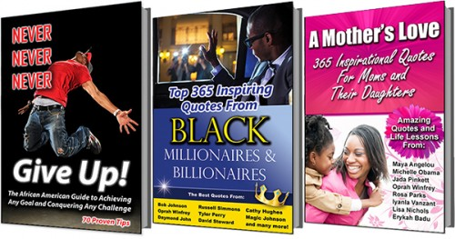 African American Motivational Books