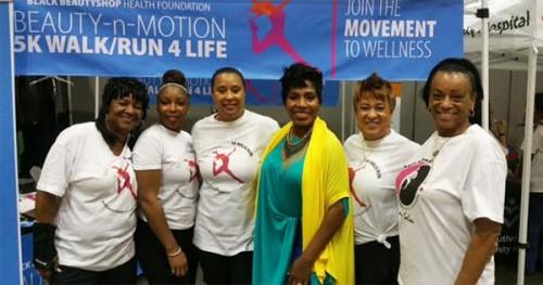 Black Beautyshop Health Foundation 5K Walk