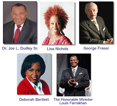 Fuller & Dudley Event Speakers