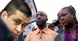 George Zimmerman Attacks Trayvon Martin's Parents