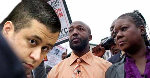 George Zimmerman Attacks Trayvon Martin's Parents