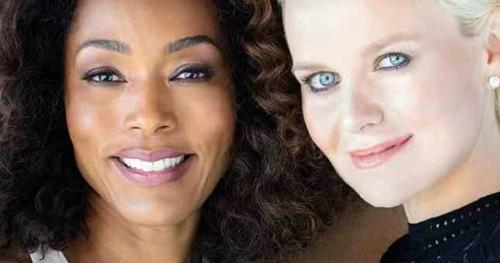 Angela Bassett's new dark skincare line
