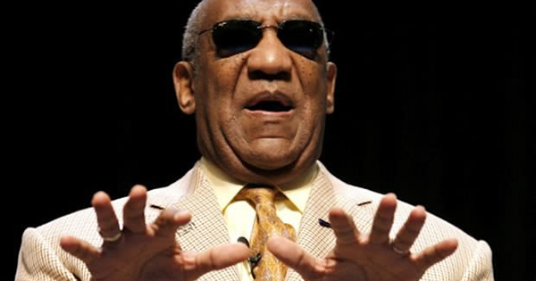 Bill Cosby Gone Blind
