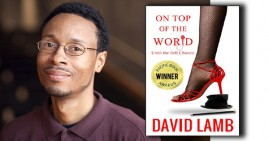 David Lamb, author of On Top of the World