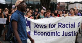 Jewish community marching for Black Lives Matter