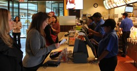 McDonald's Low Income Workers