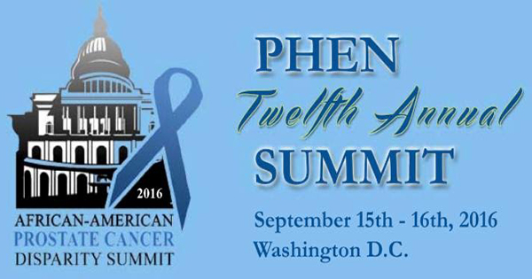 PHEN 12th Annual Summit