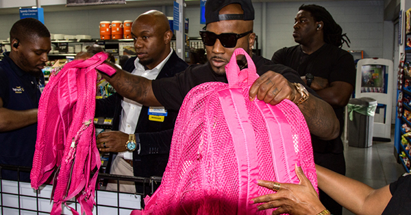Young Jeezy Backpack and School Supplies Giveaway