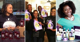 Black-owned companies selling organic products