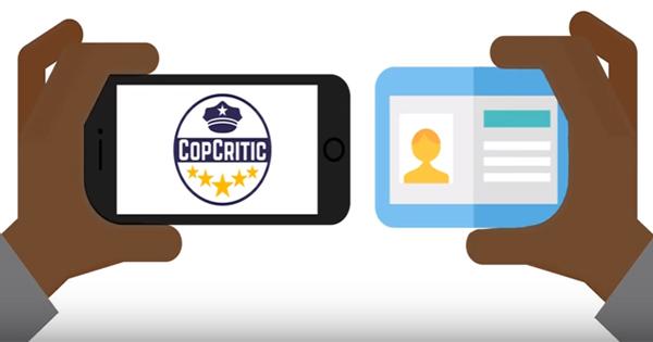 Cop Critic Mobile App