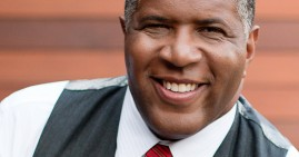 Robert F. Smith, founder of Vista Equity Partners