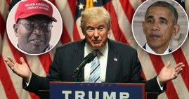 Donald Trump Endorsed By President Obama's Brother, Malik