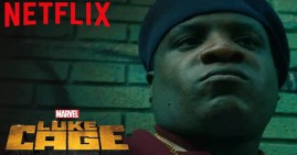 Edwin Freeman as Young Pop in the Luke Cage Netflix series