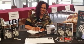 Felecia Poole, author of the They Call Me Stormi series