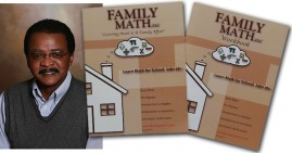 Johnny Bowens, author of the Familly Math LLC book series