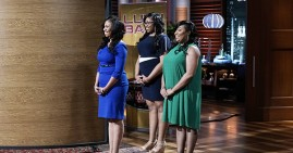 Sister owners of Lulu Bang Sauces on ABC's Shark Tank