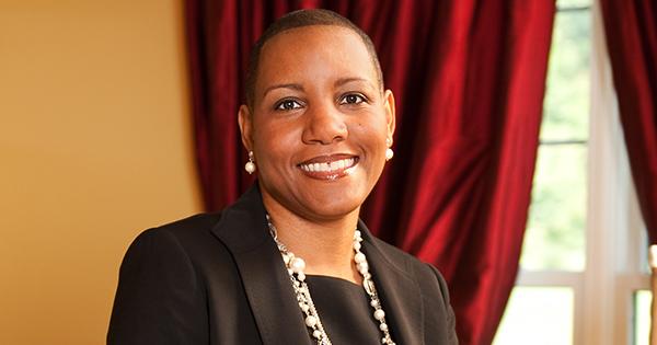 Zaneila Harris, founder of the Finance n Stilettos Wealth Retreat