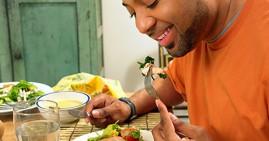 Black man on Ketogenic Diet