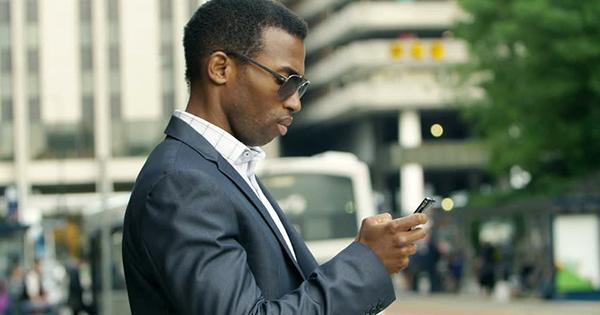 African American Uber passenger