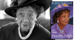 USPS stamp honors Dorothy Height