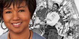 Dr. Mae Jemison, entrepreneur and the first Black woman to go to space