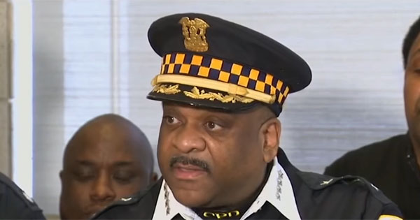 Chicago Police Superintendent