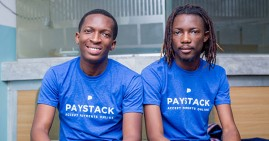 Founders of Paystack