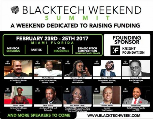 BlackTech Weekend