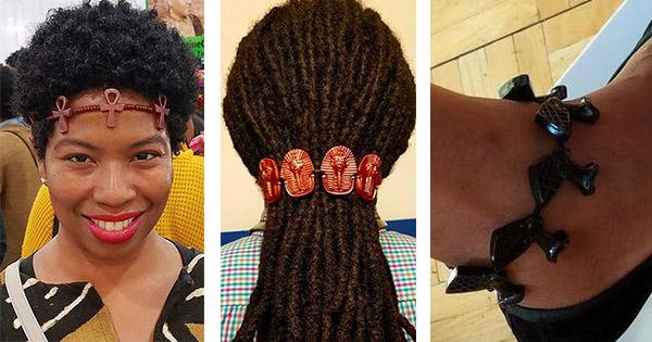 Joyful Heads Afrocentric Hair Jewelry