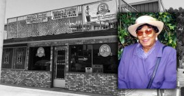 Katherine Banks, founder of Naka's Broiler in Compton
