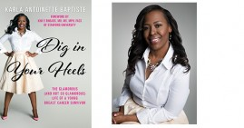 Karla Antoinette Baptiste, author of Did in Your Heels