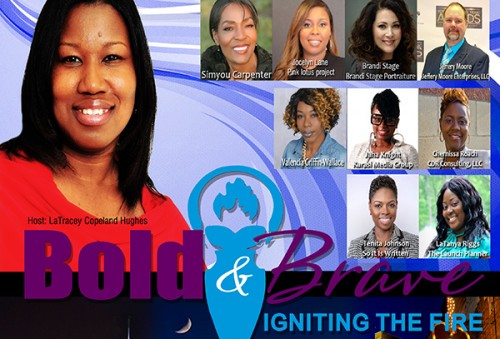 Bold and Brave Igniting the Fire Conference