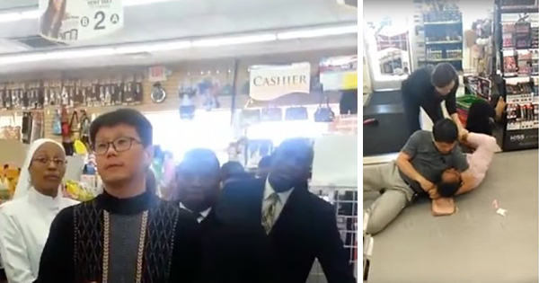 Korean Beauty Supply Owner Attacks Black Woman