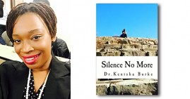 Kenisha Burke, author of Silence No More