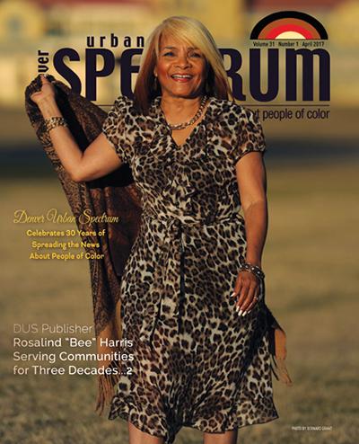 Denver Urban Spectrum Publisher Rosalind J. Harris