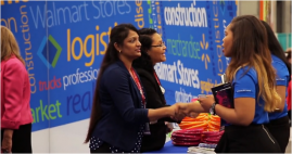 Walmart working with woman entrepreneurs