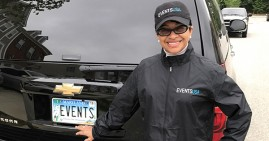 Carolyn Howell, founder of Events USA