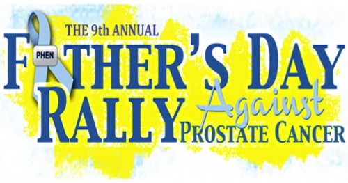 Father's Day Rally Against Prostate Cancer