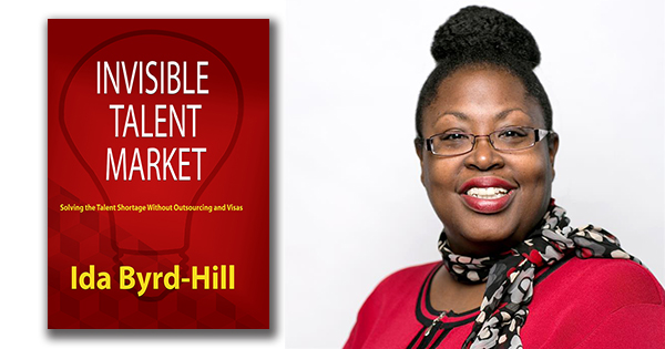 Ida Byrd-Hill, author of Invisible Talent Market