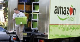 AmazonFresh targeting low income customers