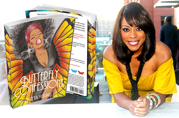 Dr. Yetta Young, Executive Producer of the Butterfly Confessions Movement