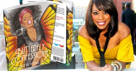 Dr. Yetta Young, author of Butterfly Confessions