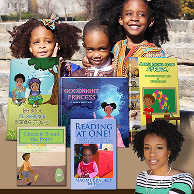 Books by Naomi H. Bradley